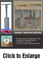Crawlspace Stabilizer Products