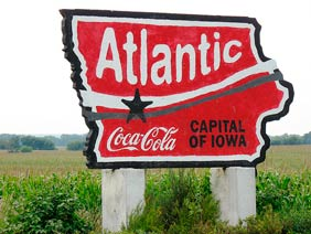 Atlantic, IA Sign